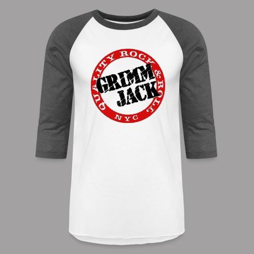 GJ BlackRed - Baseball T-Shirt