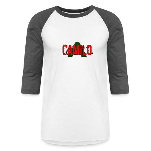 Camilo - Baseball T-Shirt