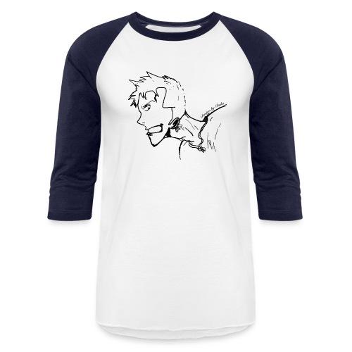 Design by Daka - Baseball T-Shirt