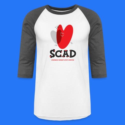 SCAD Design MidMid1 - Baseball T-Shirt