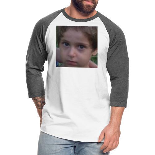 VERY RARE CONCERNED BABI NILA AND PLAYING GUITAR - Unisex Baseball T-Shirt