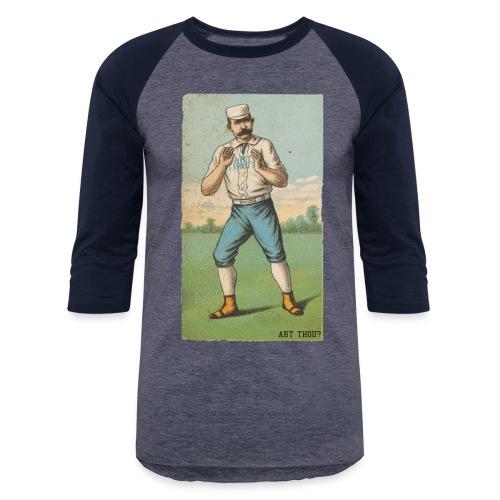 baseball card - Baseball T-Shirt