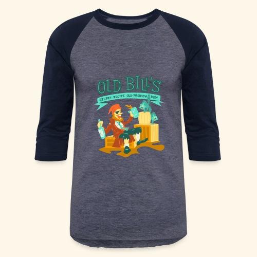 Old Bill's - Baseball T-Shirt