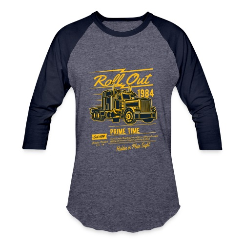 Prime Time - Roll Out - Baseball T-Shirt