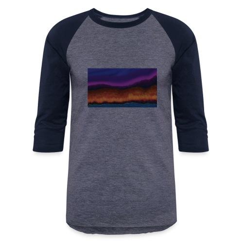 Fall Scene - Baseball T-Shirt