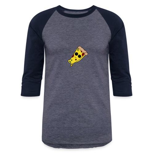 Pizza Kawaii - Baseball T-Shirt