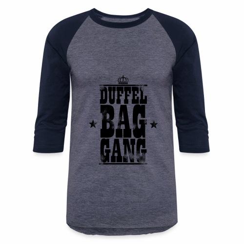 DuffelBagGang Promo T Shirts - Baseball T-Shirt