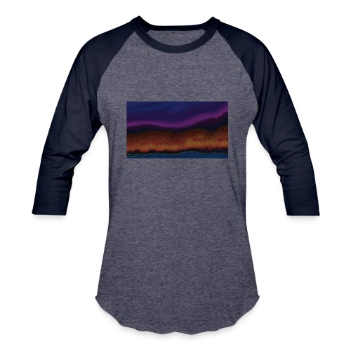 Fall Scene - Baseball T-Shirt