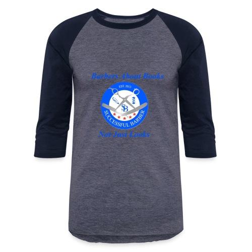 BarberShop Books - Baseball T-Shirt