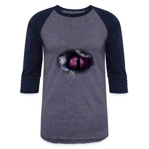 Dragon Eye - Baseball T-Shirt