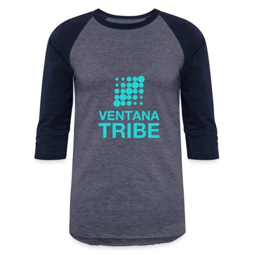 Ventana Tribe Official Logo - Baseball T-Shirt