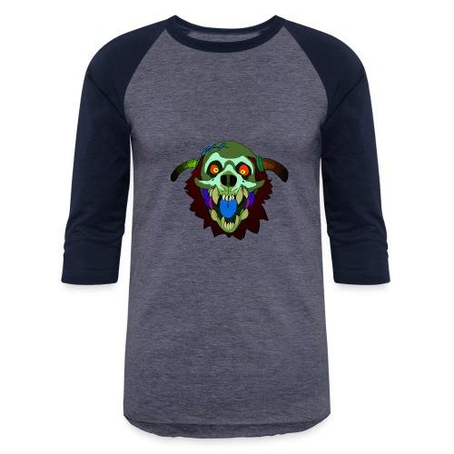 Dr. Mindskull - Baseball T-Shirt
