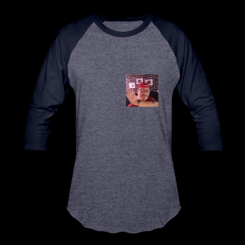 talktothehand - Baseball T-Shirt