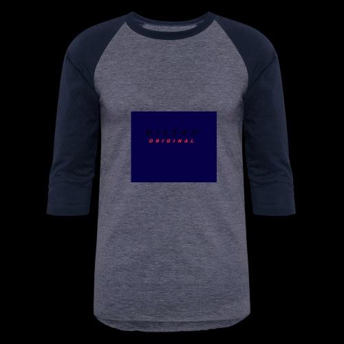 hiltop original signal - Baseball T-Shirt