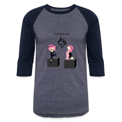 DaChibisave 5 - Baseball T-Shirt