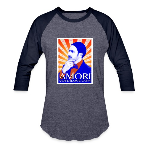 Amori_poster_1d - Baseball T-Shirt