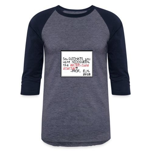 QuidHats's Starter - Baseball T-Shirt