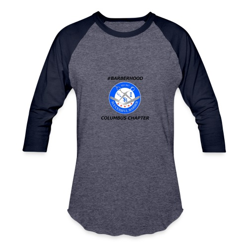 SB Columbus Chapter - Baseball T-Shirt