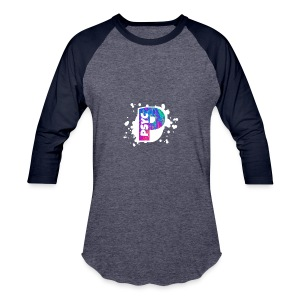 PSYC Channel Art Design - Baseball T-Shirt
