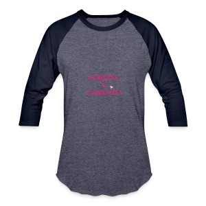 GORDITA Y SABROSITA - Baseball T-Shirt