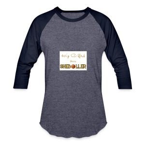 Girl Basketball shirt - Baseball T-Shirt