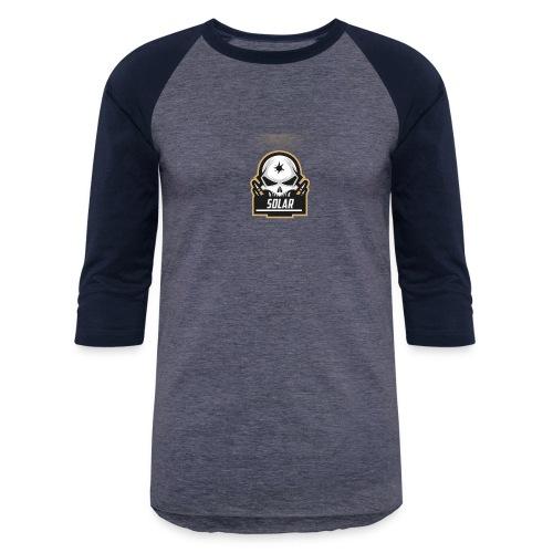 Solars Merch ! limited edition - Baseball T-Shirt