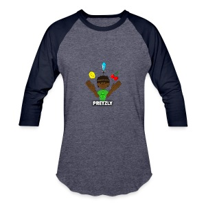 Pretzly Design - Baseball T-Shirt