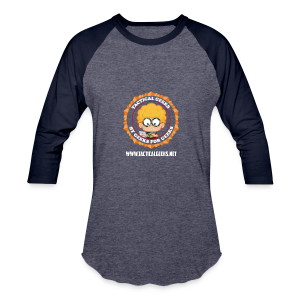 Tactical Geeks - Baseball T-Shirt