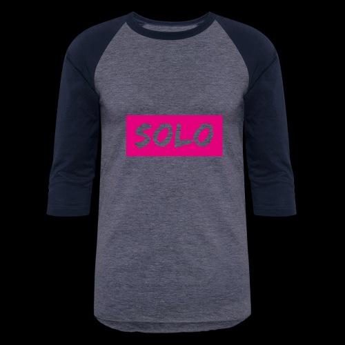 solos logo - Baseball T-Shirt