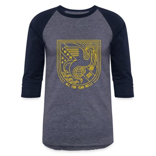 simorgh badge - Baseball T-Shirt
