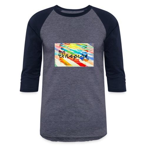 Inspire - Baseball T-Shirt