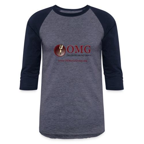 OMG Merchandise - Baseball T-Shirt