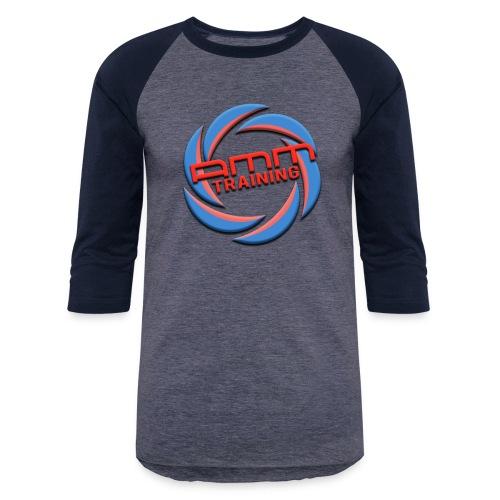AMMT LOGO WEB - Baseball T-Shirt