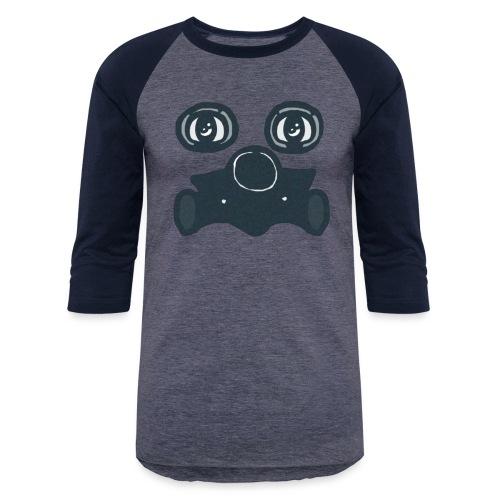Toxic - Baseball T-Shirt