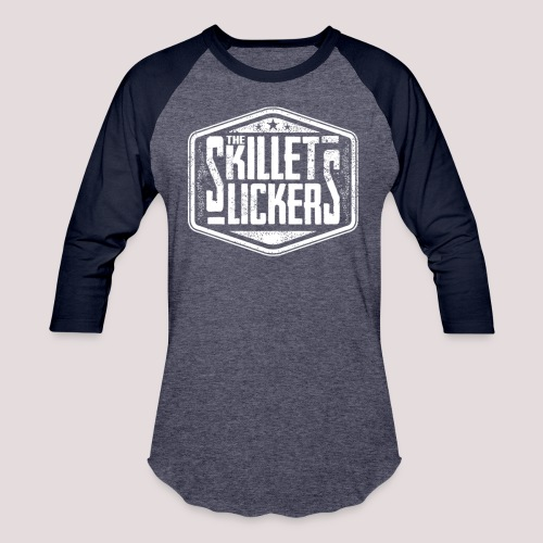 Original Logo - Unisex Baseball T-Shirt