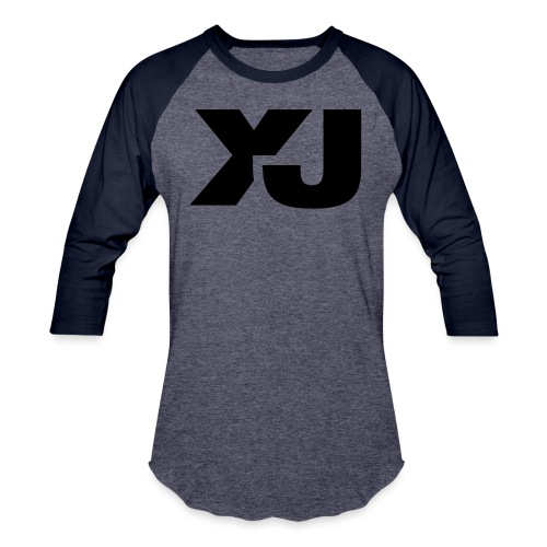 Jeep Cherokee XJ - Baseball T-Shirt