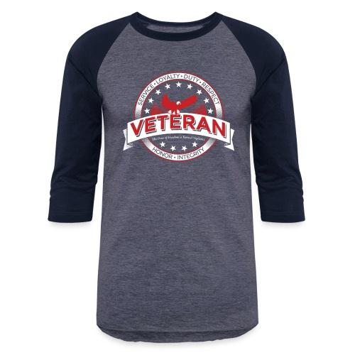 Veteran Soldier Military - Baseball T-Shirt
