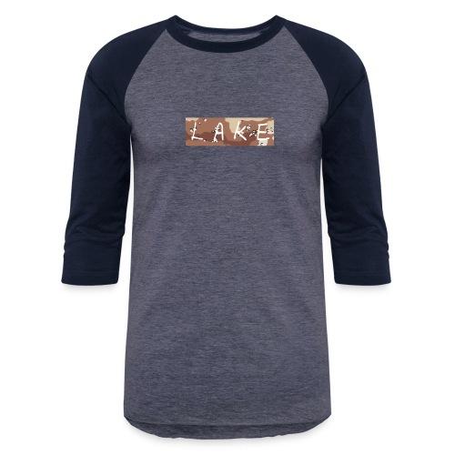LAKE_LOGO2 - Baseball T-Shirt