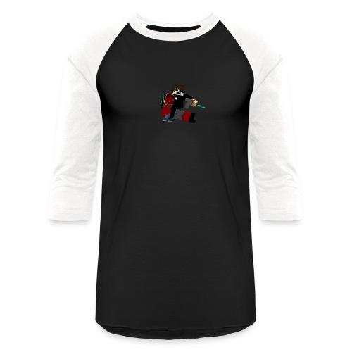 Batpixel Merch - Baseball T-Shirt