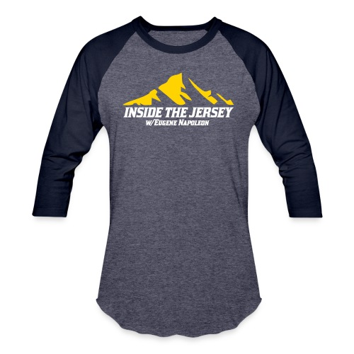Inside The Jersey - Baseball T-Shirt