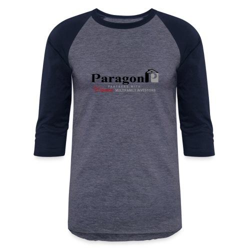 Shop Paragon Investment Partners Gear - Baseball T-Shirt