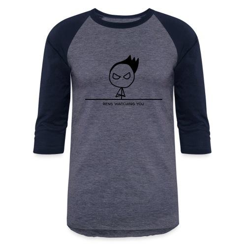 SafetyBen Hoodie - Unisex Baseball T-Shirt