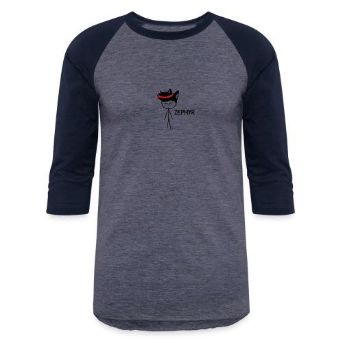 ZephyrMerch - Unisex Baseball T-Shirt