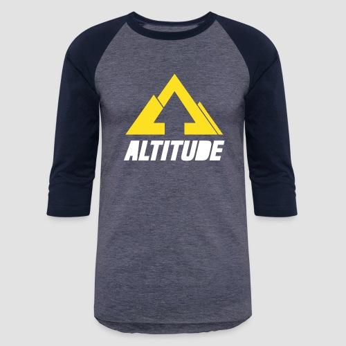 Empire Collection - Yellow - Unisex Baseball T-Shirt