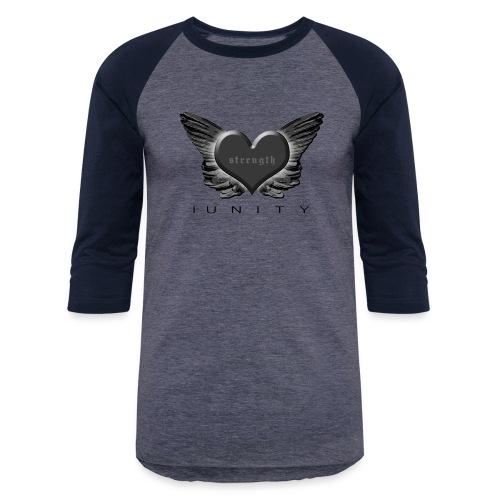 strength - Unisex Baseball T-Shirt