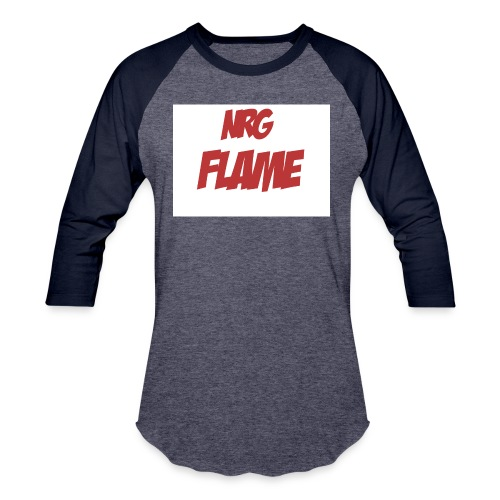 FLAME - Baseball T-Shirt