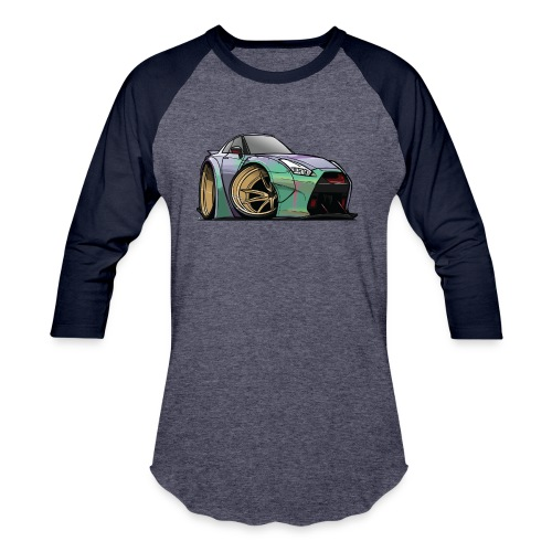 R35 GTR - Baseball T-Shirt