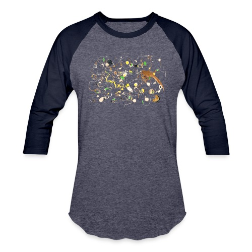 Nature - Baseball T-Shirt