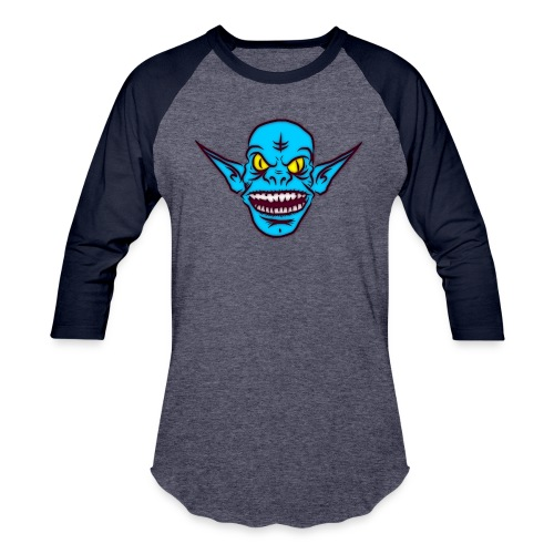Troll - Baseball T-Shirt