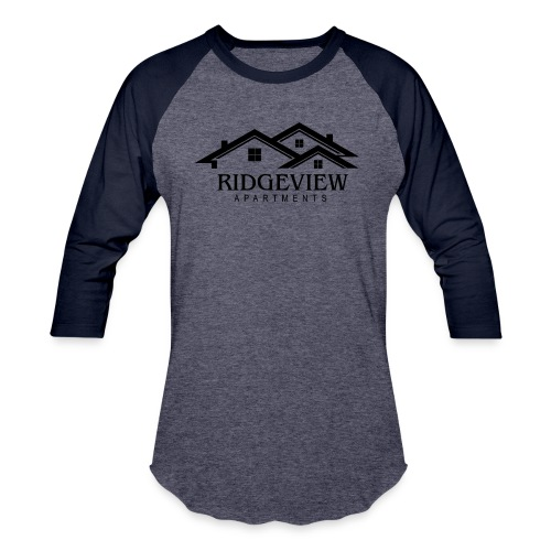 Ridgeview Apartments - Baseball T-Shirt